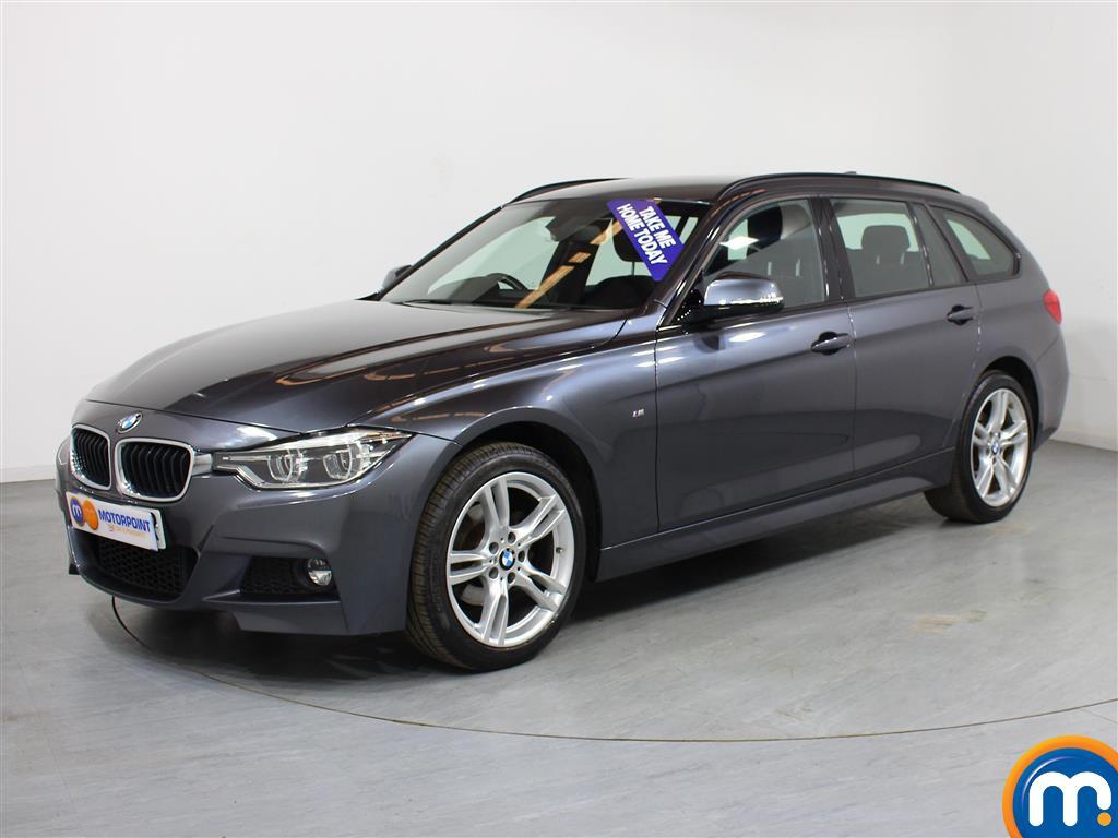 BMW 3 Series M Sport - Stock Number (1003697) - Passenger side front corner