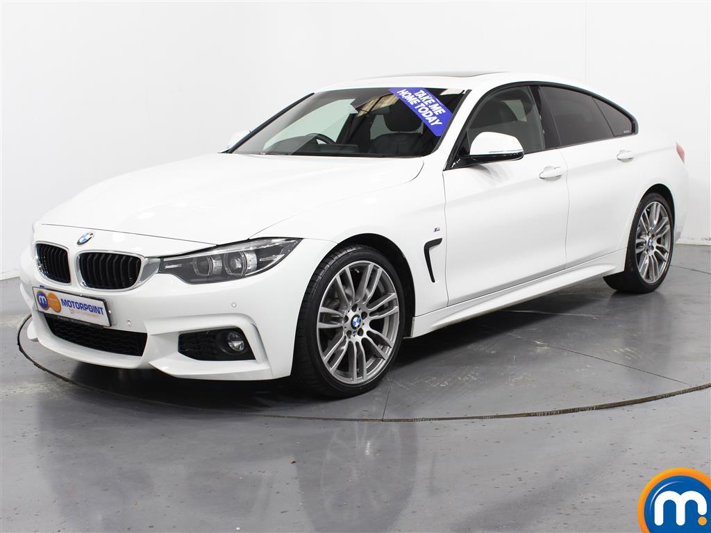 BMW 4 Series M Sport - Stock Number (1005968) - Passenger side front corner