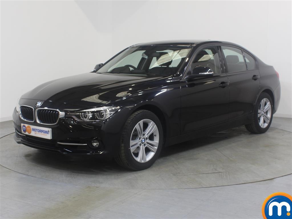 BMW 3 Series Sport - Stock Number (1009852) - Passenger side front corner