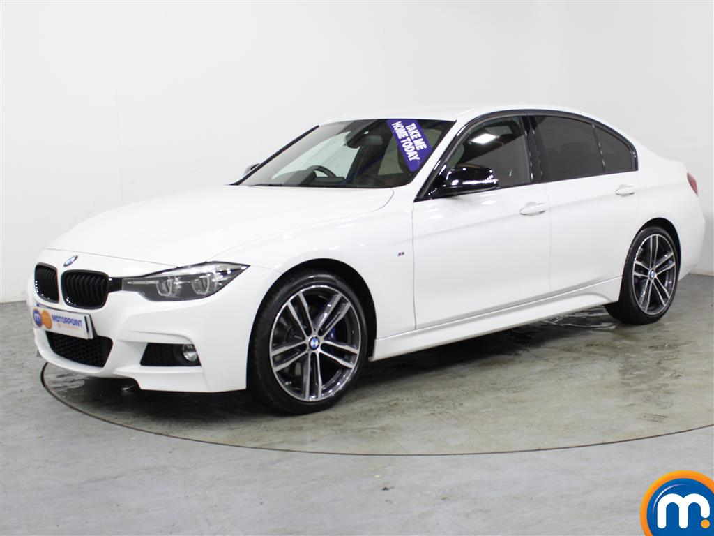 BMW 3 Series M Sport Shadow Edition - Stock Number (1001518) - Passenger side front corner