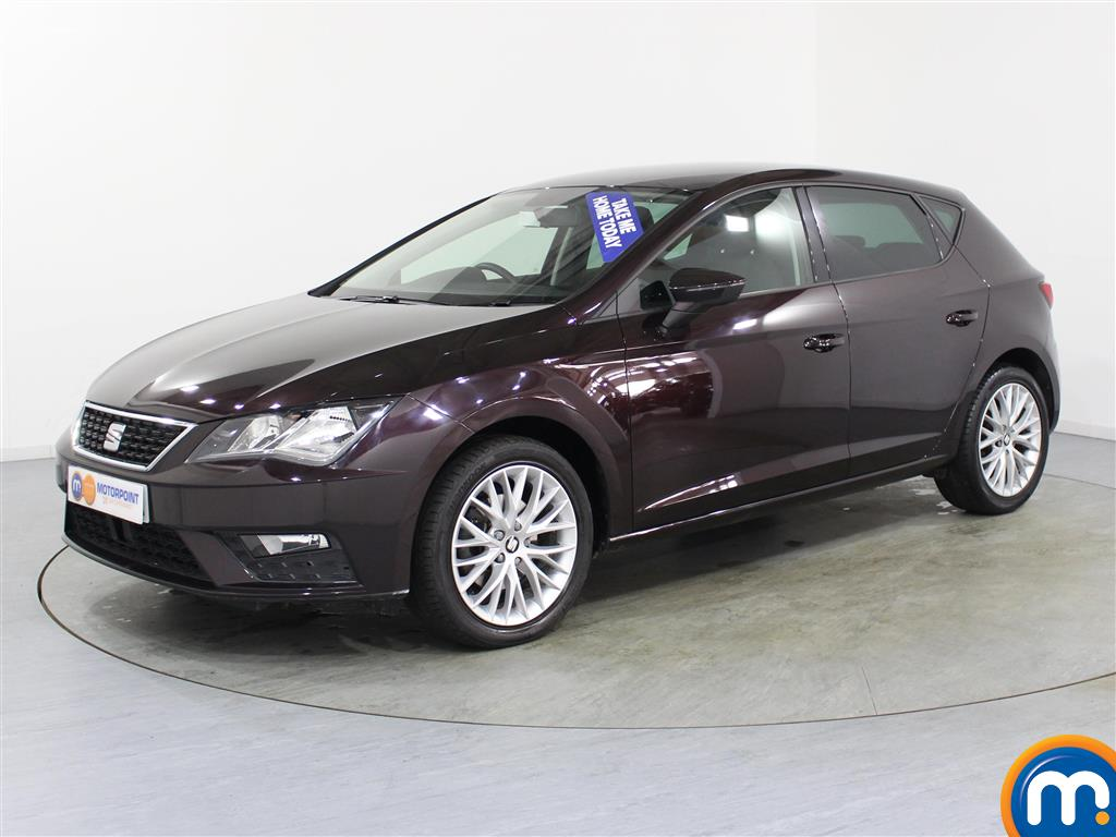 Seat Leon SE Dynamic Technology - Stock Number (1003362) - Passenger side front corner
