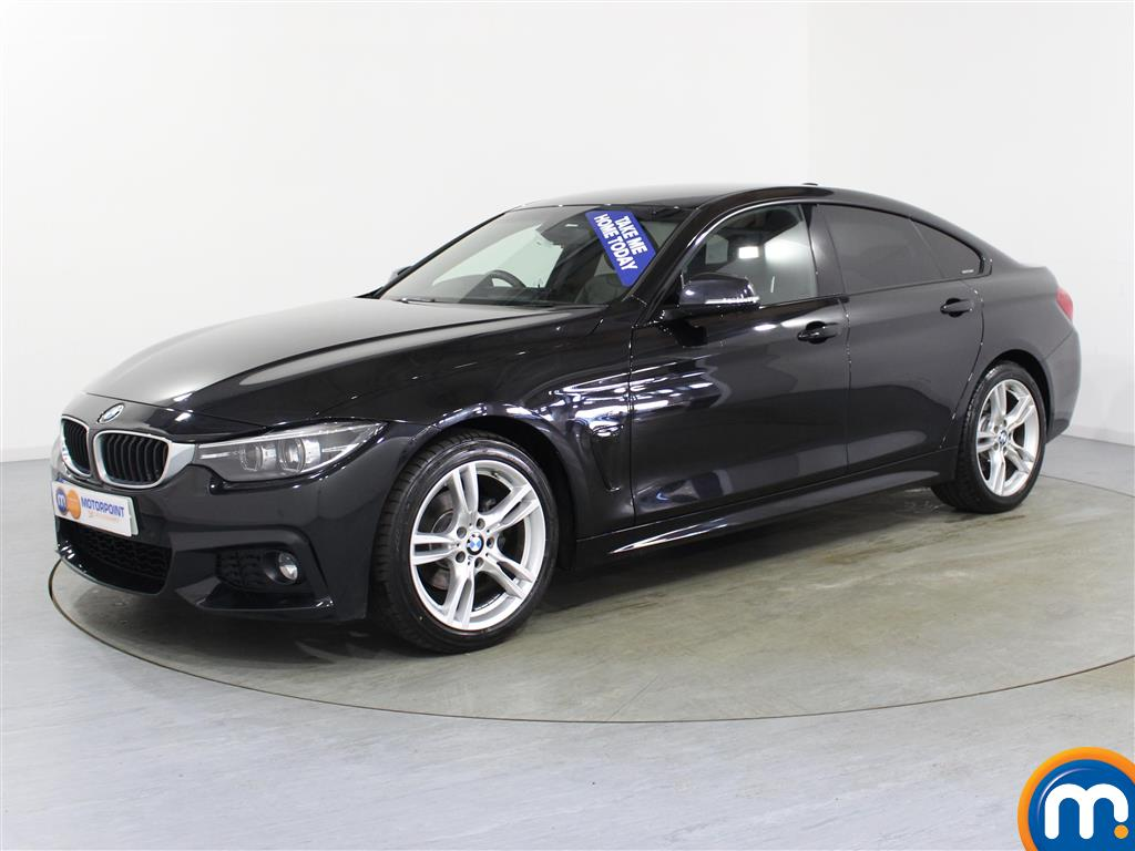 BMW 4 Series M Sport - Stock Number (1003570) - Passenger side front corner