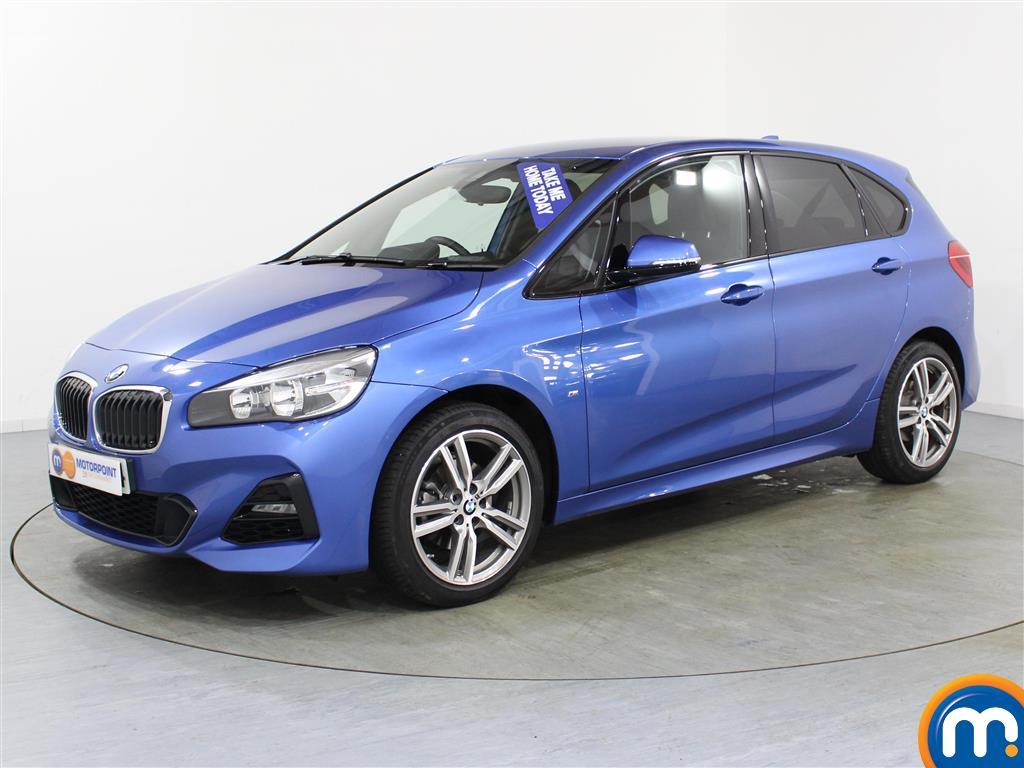 BMW 2 Series M Sport - Stock Number (1010536) - Passenger side front corner