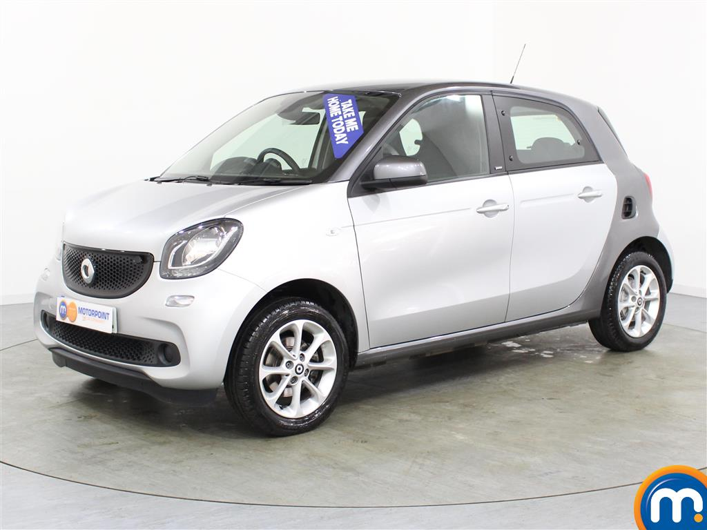 Smart Forfour Hatchback Passion - Stock Number 995749 Passenger side front corner