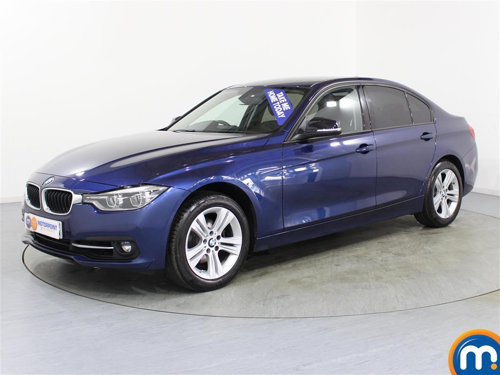 BMW 3 Series Sport - Stock Number (998936) - Passenger side front corner