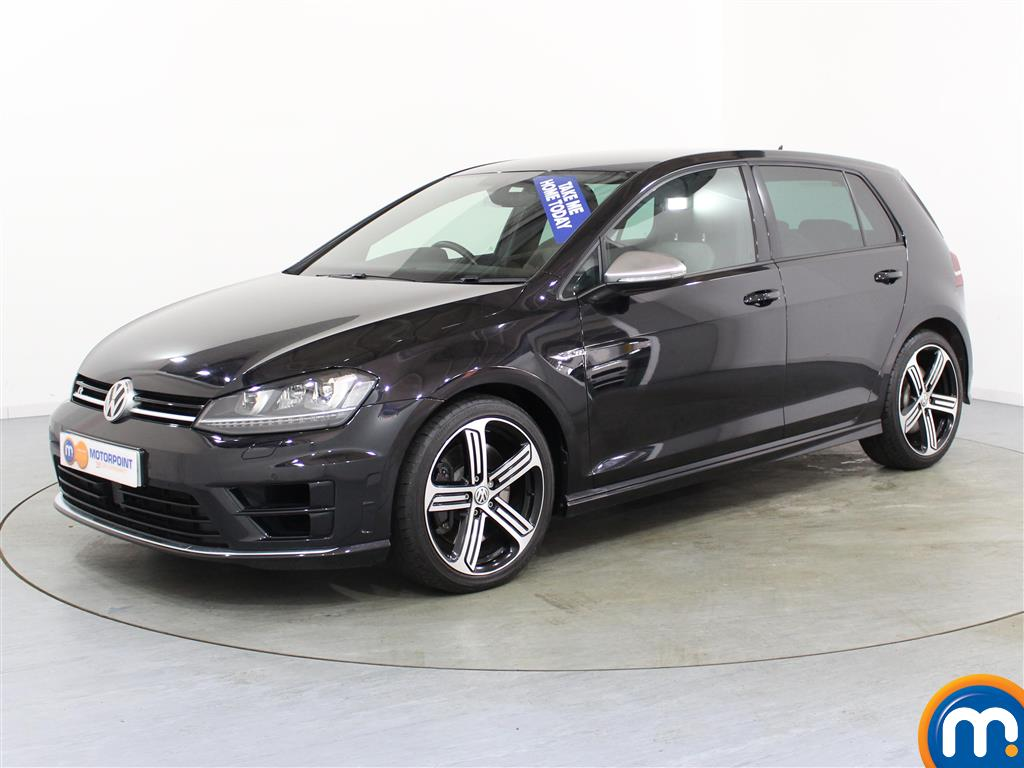 Volkswagen Golf R - Stock Number (999880) - Passenger side front corner