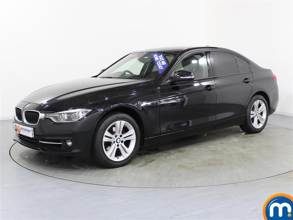 BMW 3 Series Sport - Stock Number (998934) - Passenger side front corner