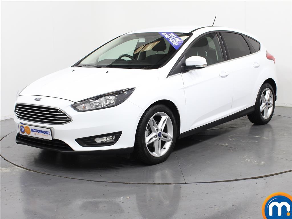 Ford Focus Zetec Edition - Stock Number (1006180) - Passenger side front corner
