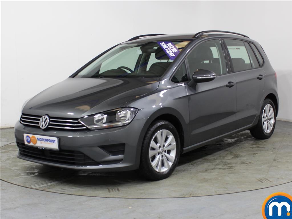 Volkswagen Golf Sv SE - Stock Number (1006670) - Passenger side front corner
