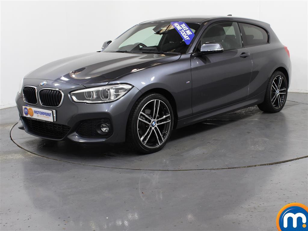 BMW 1 Series M Sport - Stock Number (1008269) - Passenger side front corner