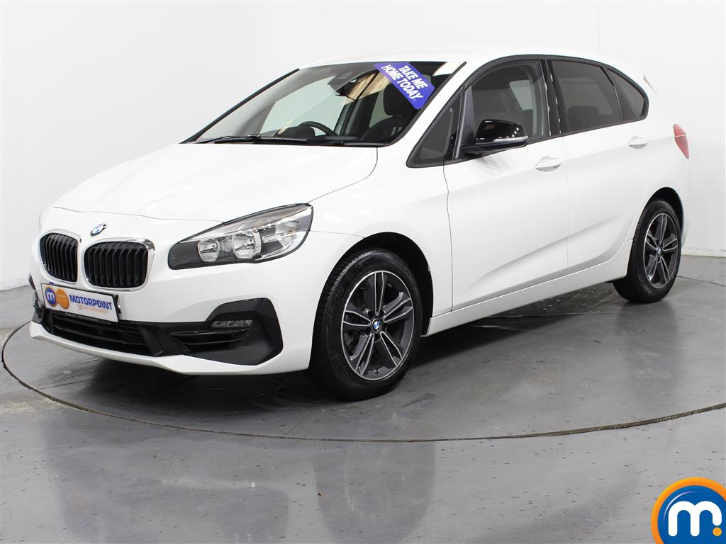 BMW 2 Series Sport - Stock Number (995847) - Passenger side front corner