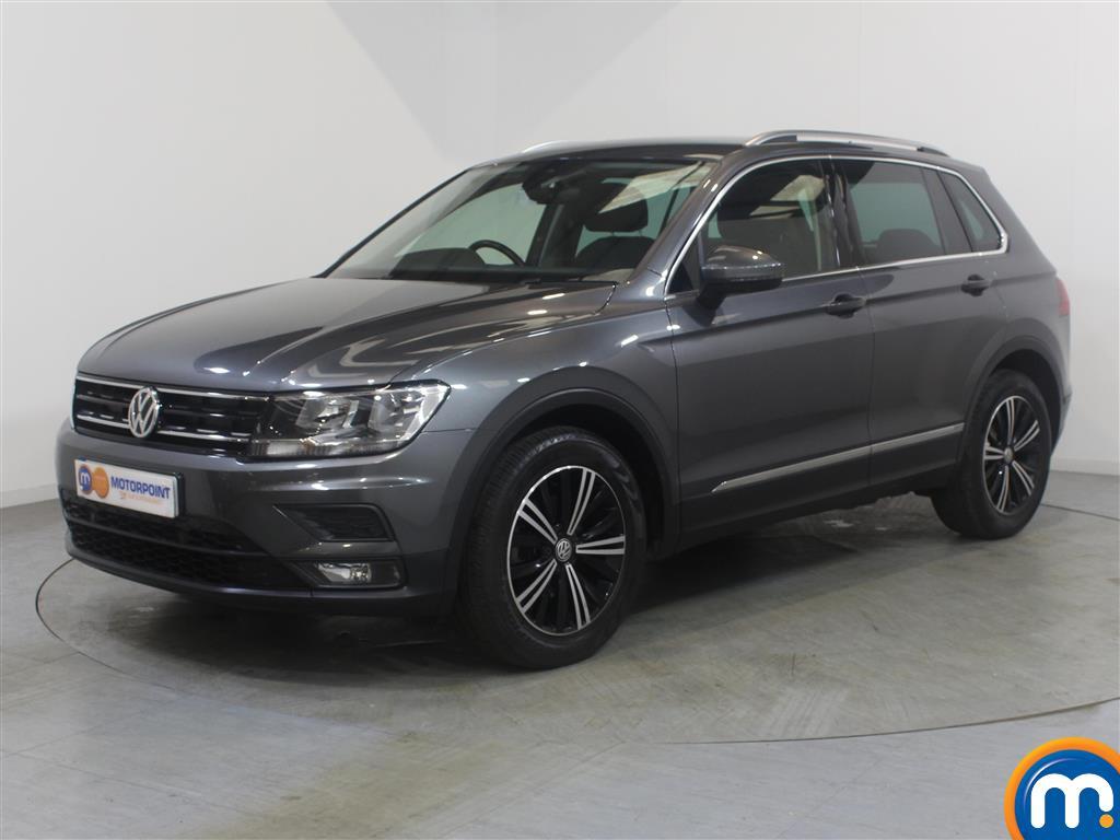 Volkswagen Tiguan SE - Stock Number (994326) - Passenger side front corner