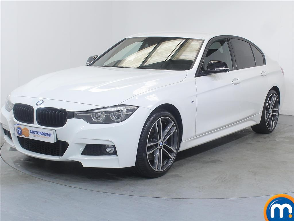 BMW 3 Series M Sport Shadow Edition - Stock Number (1000674) - Passenger side front corner
