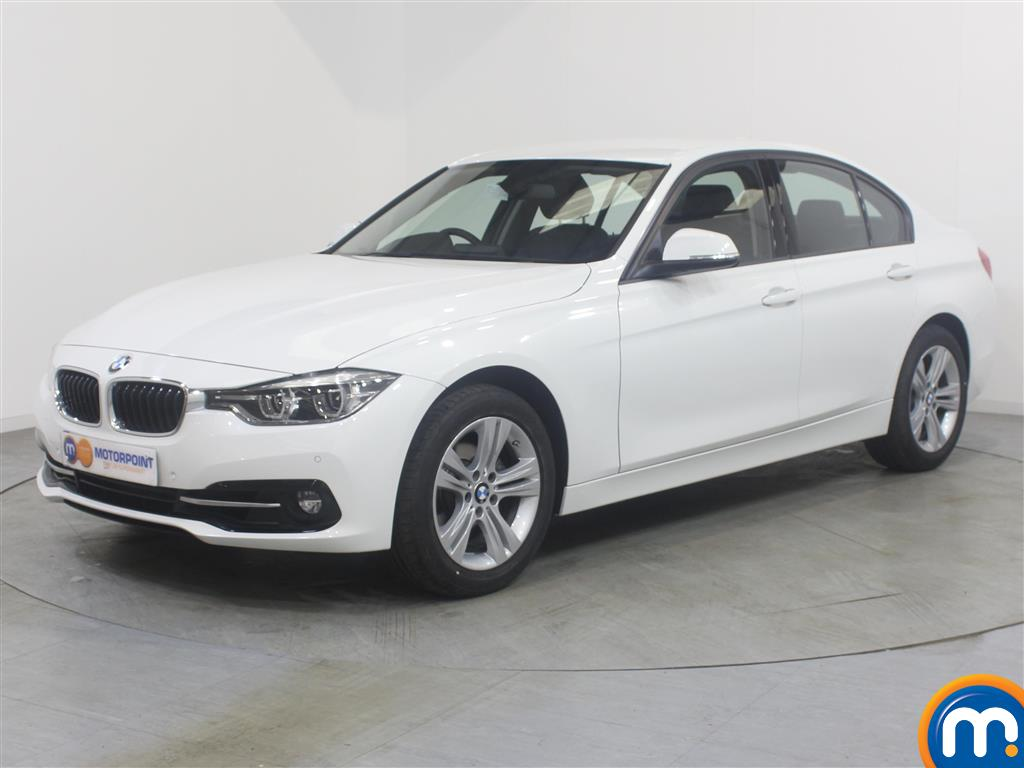 BMW 3 Series Sport - Stock Number (1011202) - Passenger side front corner