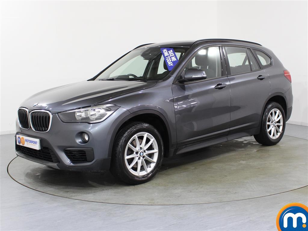 BMW X1 SE - Stock Number (1010843) - Passenger side front corner
