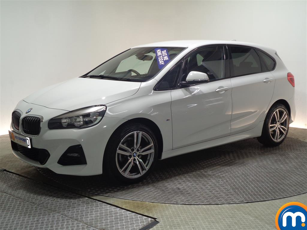 BMW 2 Series M Sport - Stock Number (1010544) - Passenger side front corner