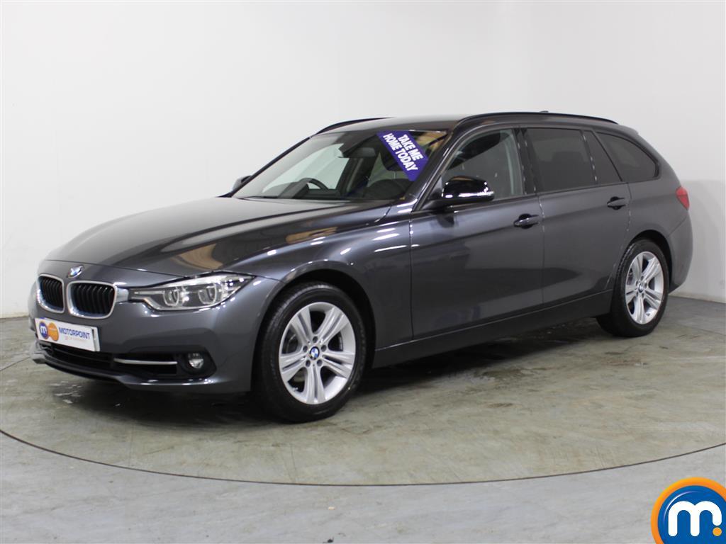 BMW 3 Series Sport - Stock Number (998671) - Passenger side front corner