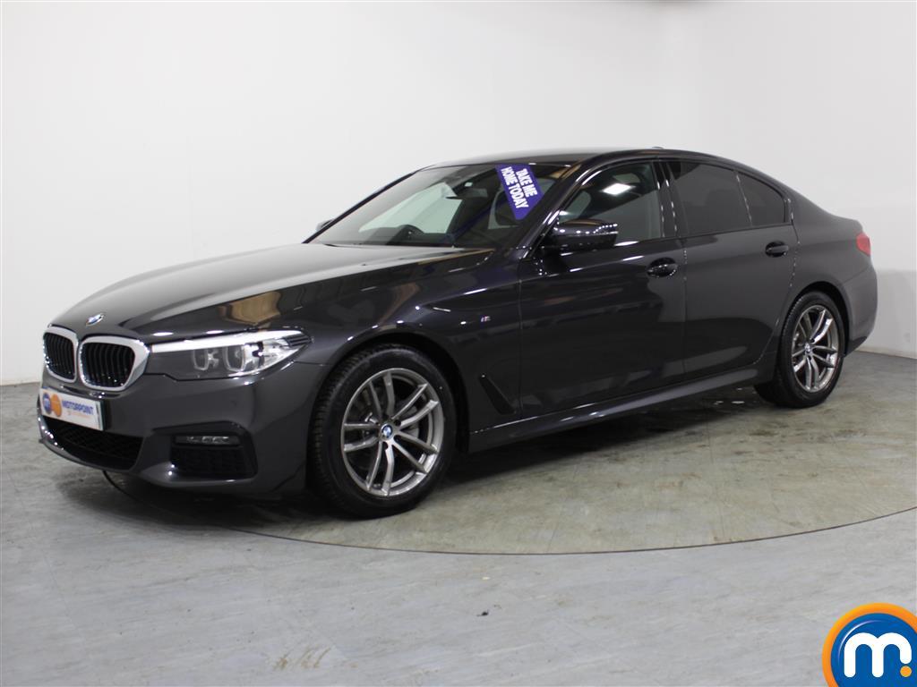 BMW 5 Series M Sport - Stock Number (1007478) - Passenger side front corner