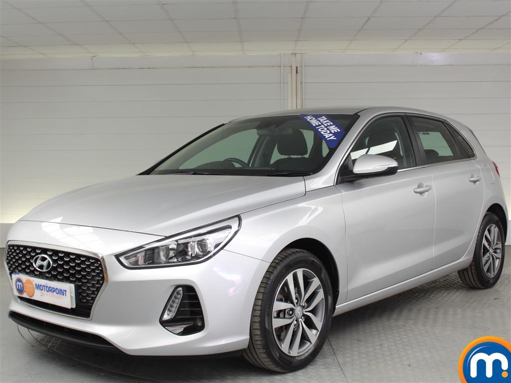Hyundai I30 SE - Stock Number (1001600) - Passenger side front corner