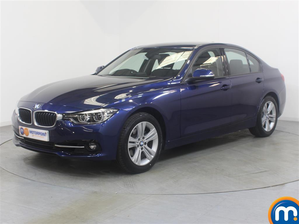 BMW 3 Series Sport - Stock Number (1011200) - Passenger side front corner
