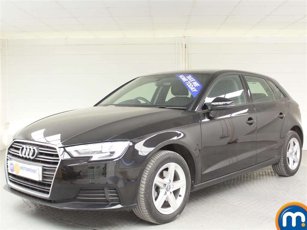 Audi A3 SE - Stock Number (1004602) - Passenger side front corner