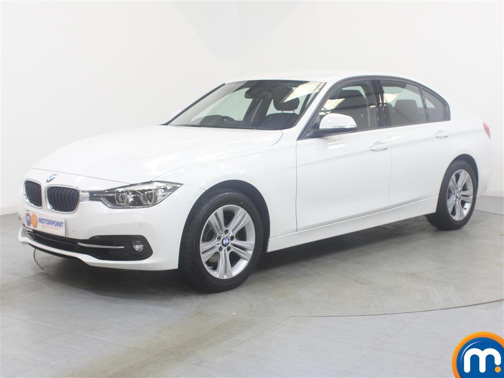 BMW 3 Series Sport - Stock Number (1010434) - Passenger side front corner