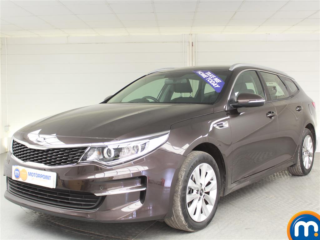 KIA Optima 2 - Stock Number (996476) - Passenger side front corner