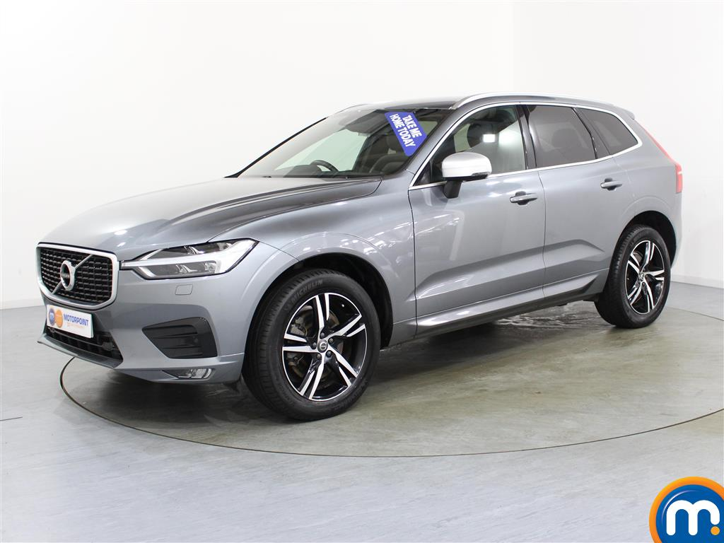 Volvo Xc60 R DESIGN - Stock Number (1001366) - Passenger side front corner