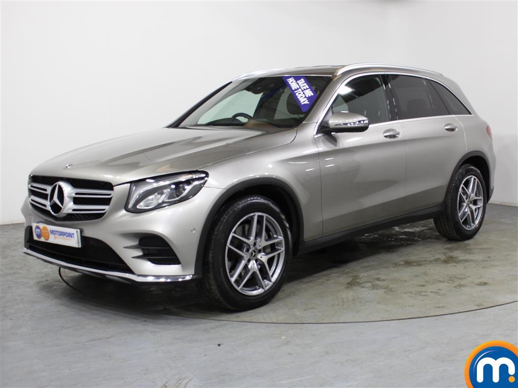 Mercedes-Benz GLC AMG Line - Stock Number (1005055) - Passenger side front corner