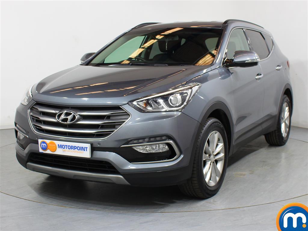 Hyundai Santa Fe Premium - Stock Number (1005369) - Passenger side front corner
