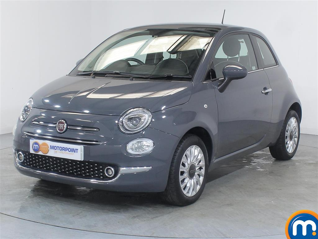 Fiat 500 Lounge - Stock Number (1012024) - Passenger side front corner