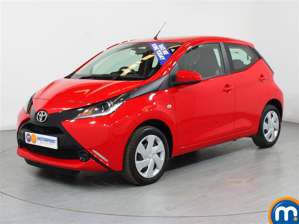 Toyota Aygo X-Play - Stock Number (1005555) - Passenger side front corner