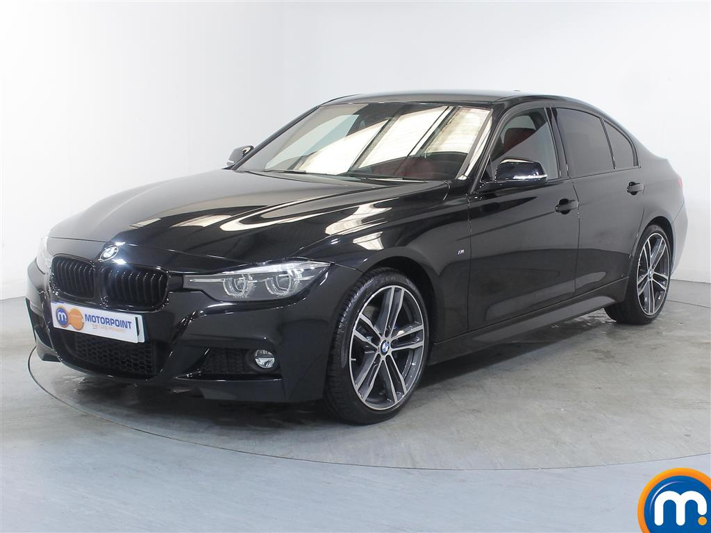 BMW 3 Series M Sport Shadow Edition - Stock Number (1002646) - Passenger side front corner