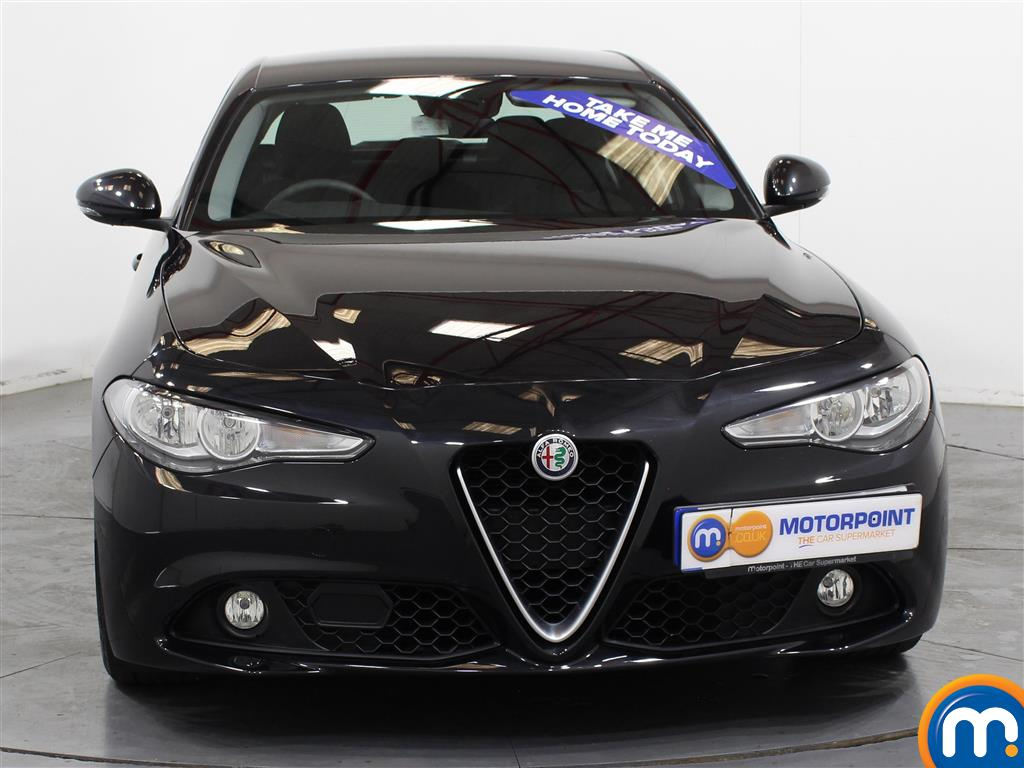 Alfa Romeo Giulia 2.0 Tb 4Dr Auto Automatic Petrol Saloon - Stock Number (1003430) - Front bumper