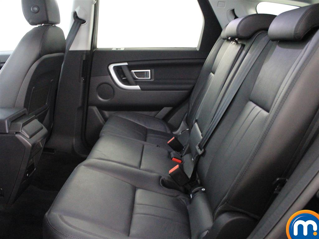 Land Rover Discovery Sport Hse Black Automatic Diesel 4X4 - Stock Number (1005745) - 2nd supplementary image