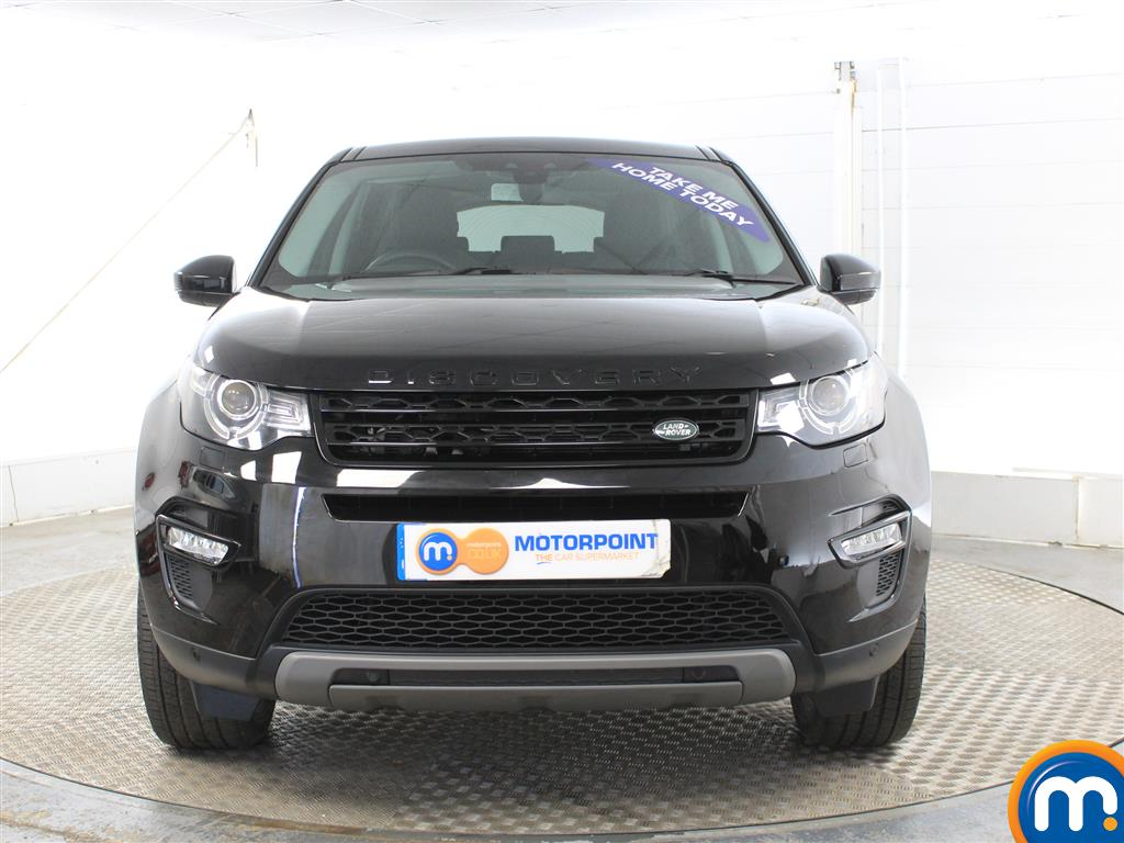 Land Rover Discovery Sport Hse Black Automatic Diesel 4X4 - Stock Number (1005745) - Front bumper