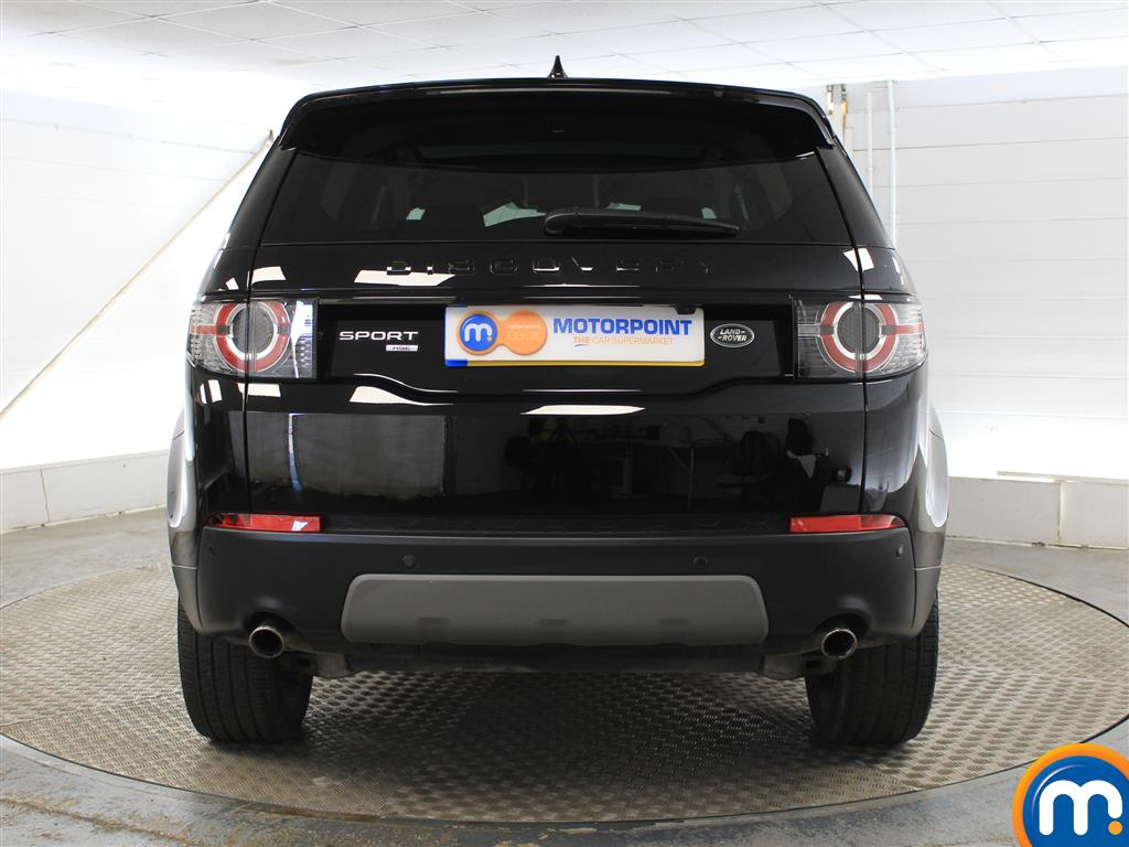 Land Rover Discovery Sport Hse Black Automatic Diesel 4X4 - Stock Number (1005745) - Rear bumper