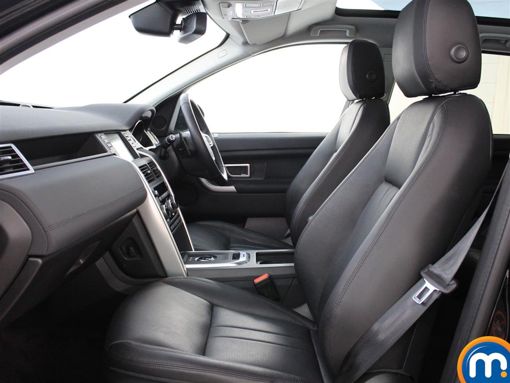 Land Rover Discovery Sport Hse Black Automatic Diesel 4X4 - Stock Number (1005745) - 1st supplementary image