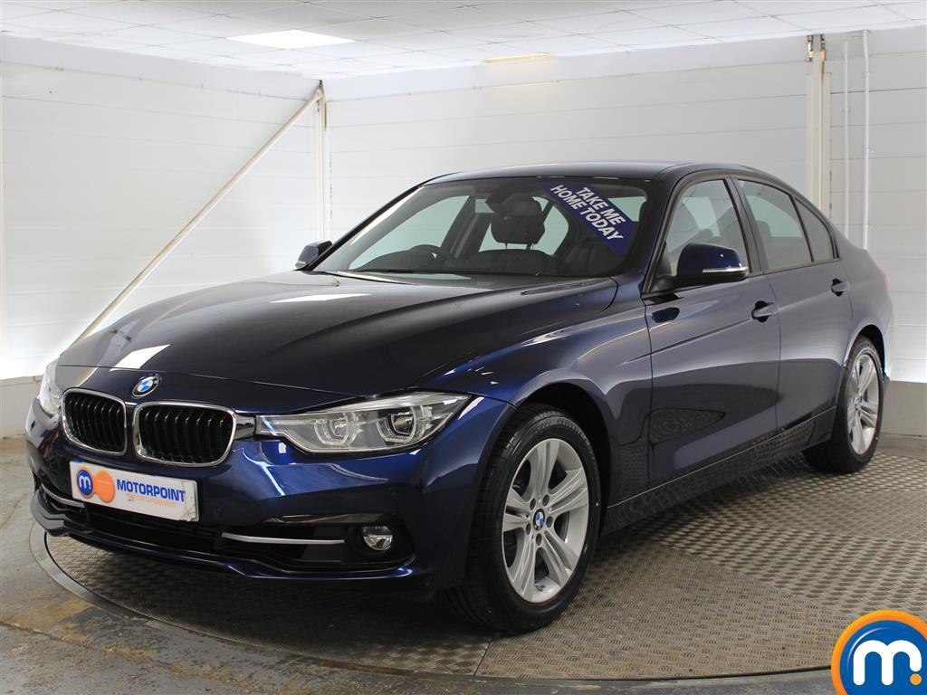 BMW 3 Series Sport - Stock Number (1011208) - Passenger side front corner