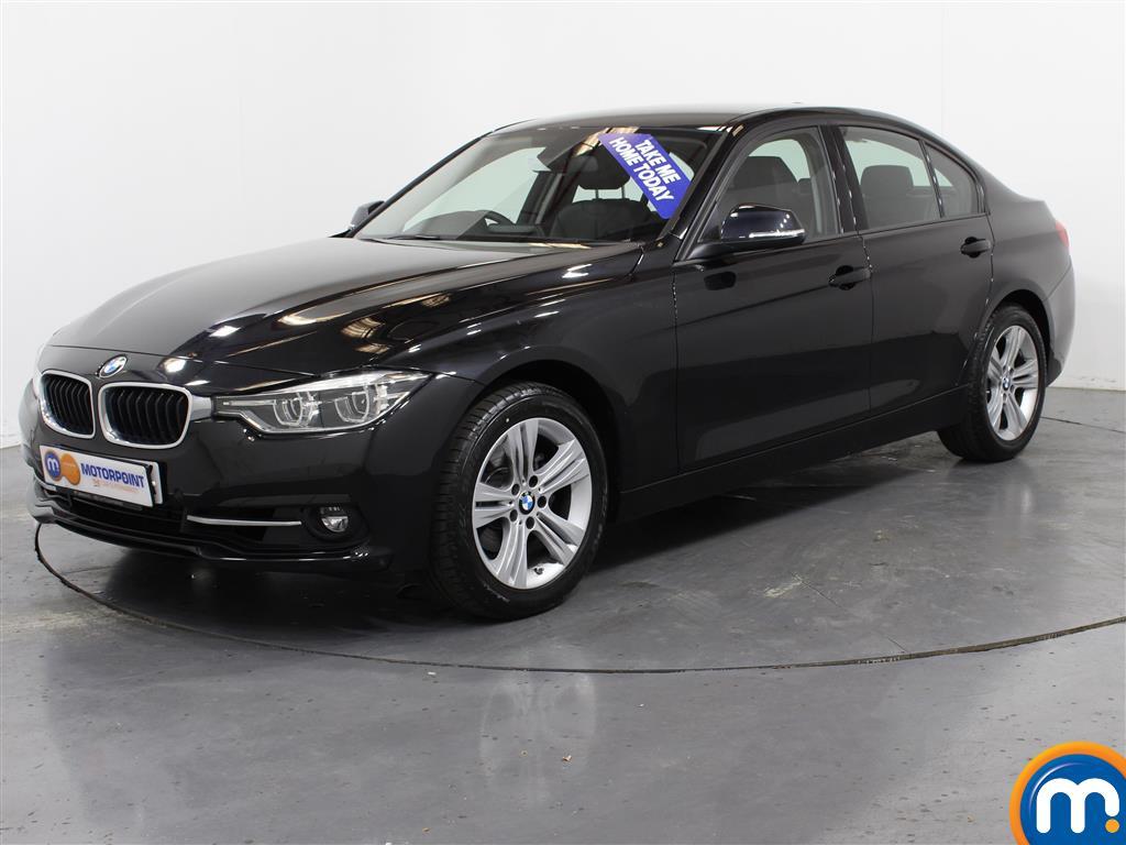 BMW 3 Series Sport - Stock Number (1010437) - Passenger side front corner