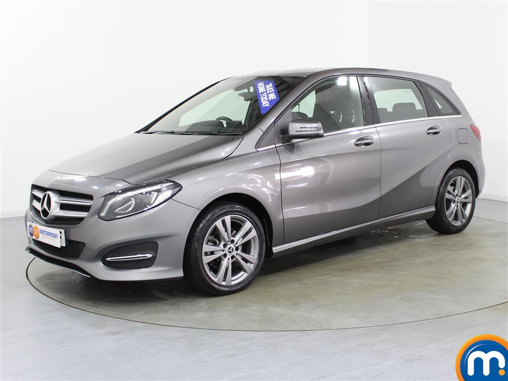 Mercedes-Benz B Class Exclusive Edition - Stock Number (1008655) - Passenger side front corner