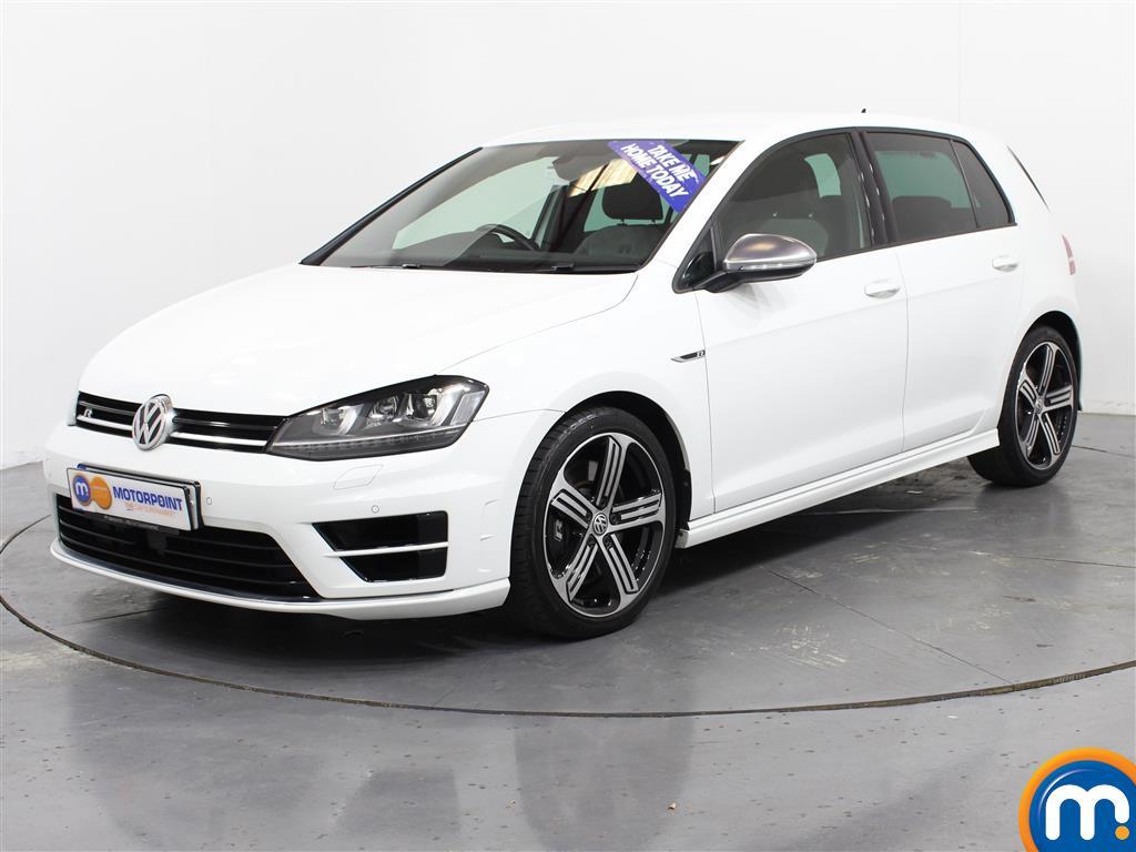 Volkswagen Golf R - Stock Number (1004490) - Passenger side front corner