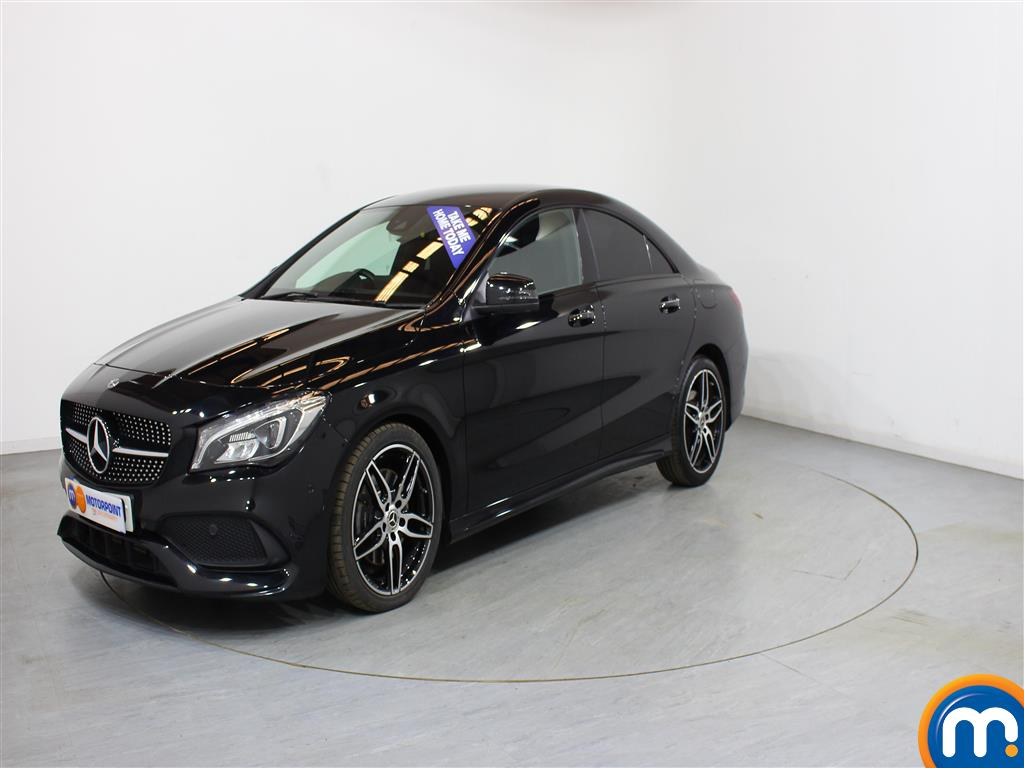 Mercedes-Benz Cla Class AMG Line - Stock Number (1004052) - Passenger side front corner
