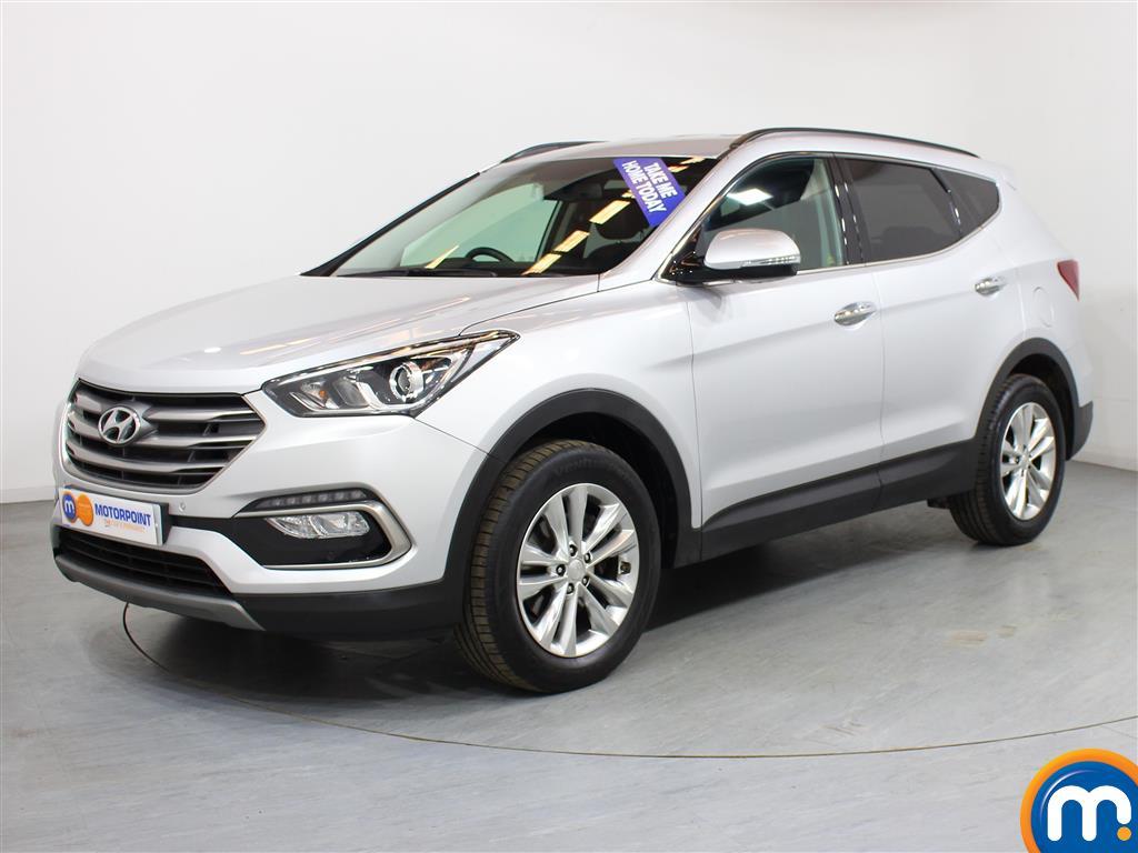 Hyundai Santa Fe Premium - Stock Number (1007013) - Passenger side front corner