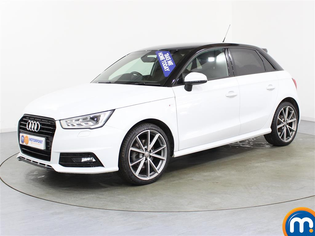 Audi A1 Black Edition Nav - Stock Number (992323) - Passenger side front corner