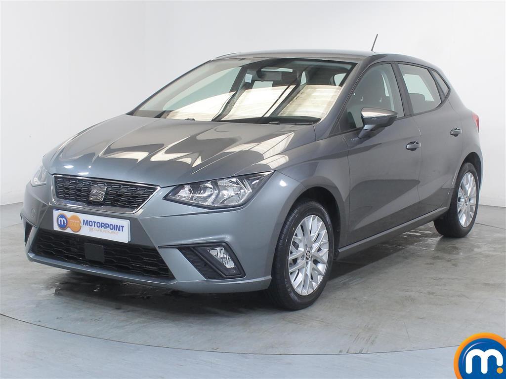Seat Ibiza SE Technology - Stock Number (1007241) - Passenger side front corner