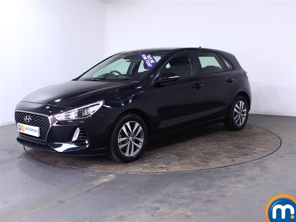 Hyundai I30 SE - Stock Number (1005952) - Passenger side front corner