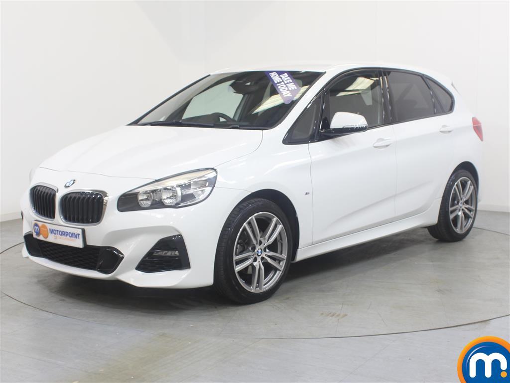 BMW 2 Series M Sport - Stock Number (1010400) - Passenger side front corner