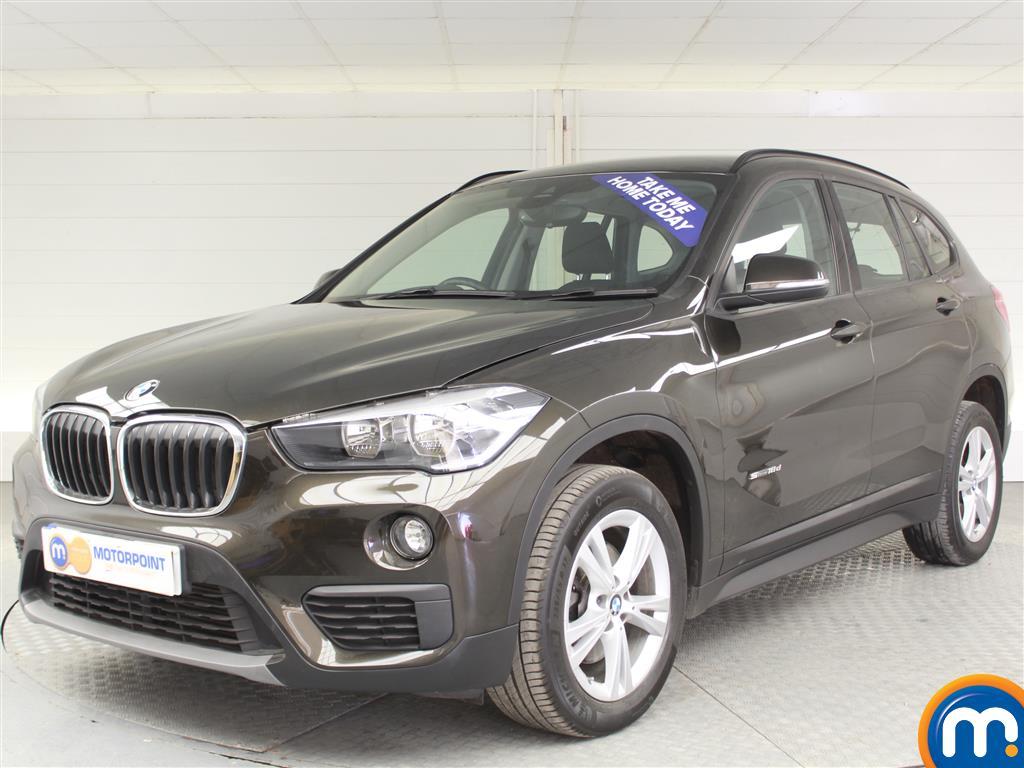 BMW X1 SE - Stock Number (1000402) - Passenger side front corner