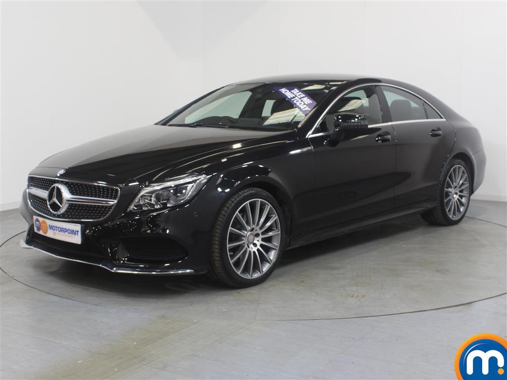 Mercedes-Benz CLS AMG Line - Stock Number (1001501) - Passenger side front corner